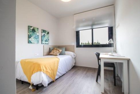 Salinas III-makuuhuone 1