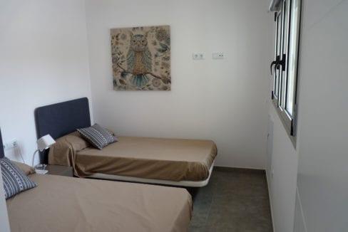 Residencial La Rambla - Dormitorio