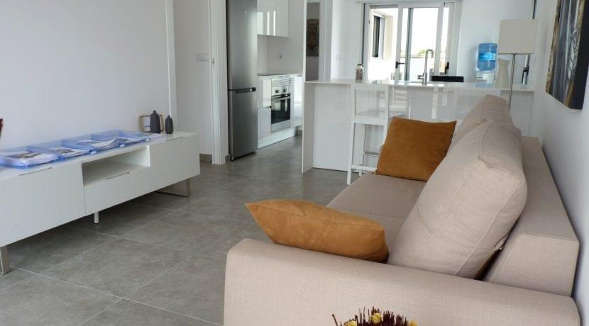 Residencial La Rambla - Salon
