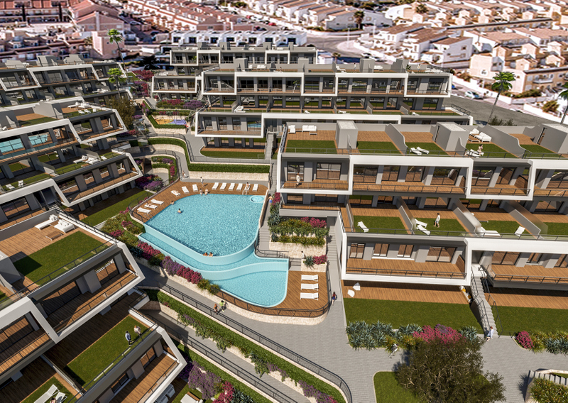 A3_Iconic_Gran Alacant_exterior