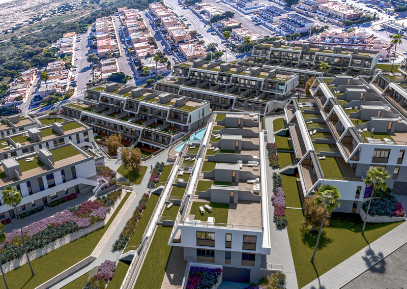 RESIDENCIAL ICONIC, GRAN ALACANT