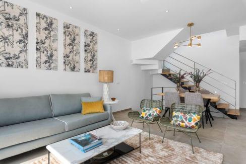 26 - Paris V - living room 1